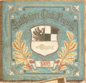 Fahne Radfahrer Club Pegnitz