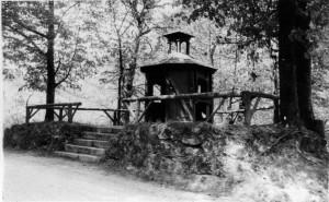 Unbekannter Pavillon